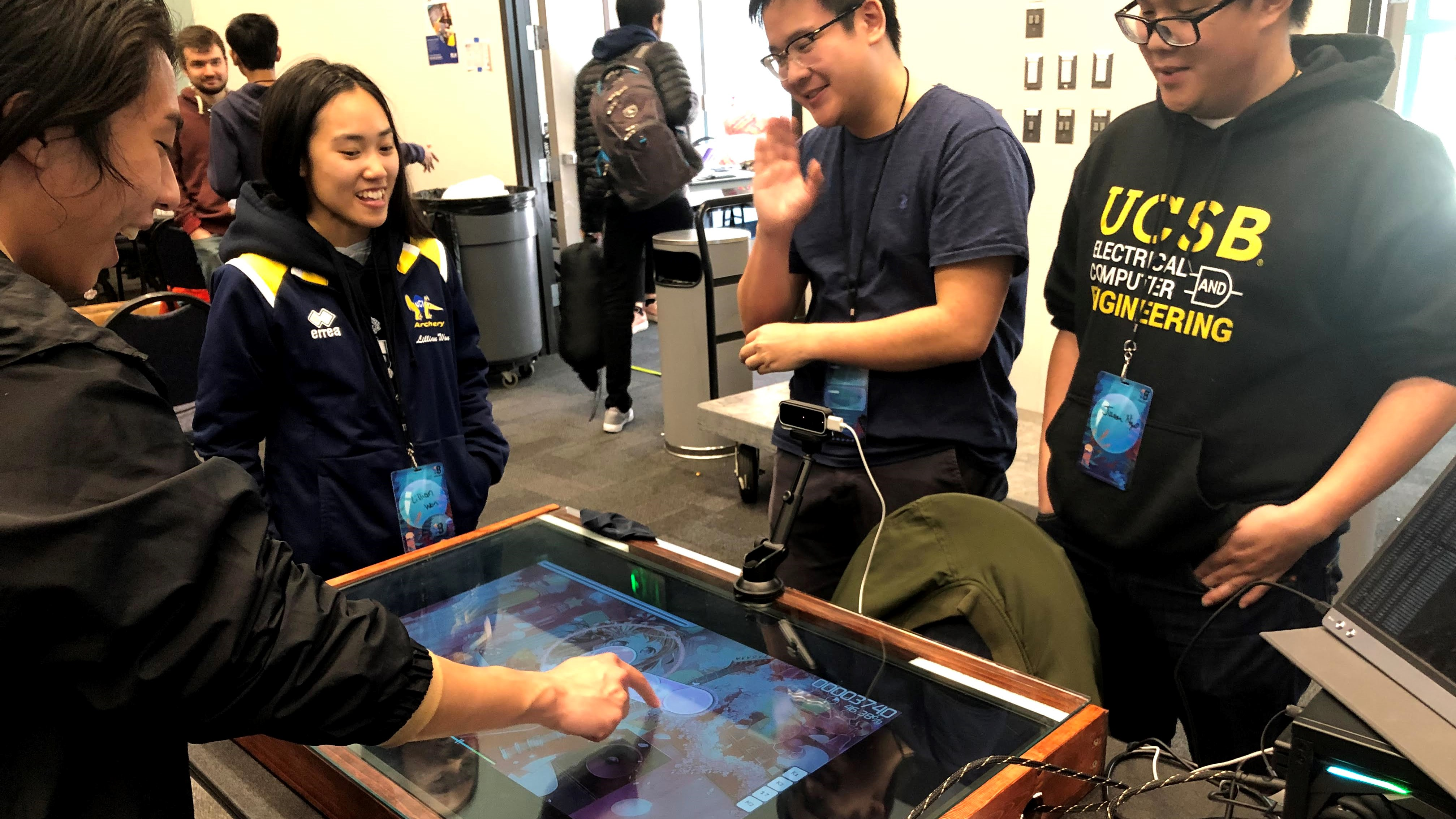 DnD Touch Table
