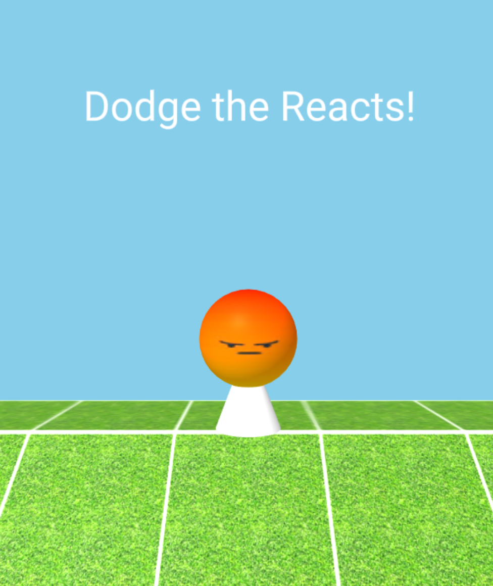 Dodge the React